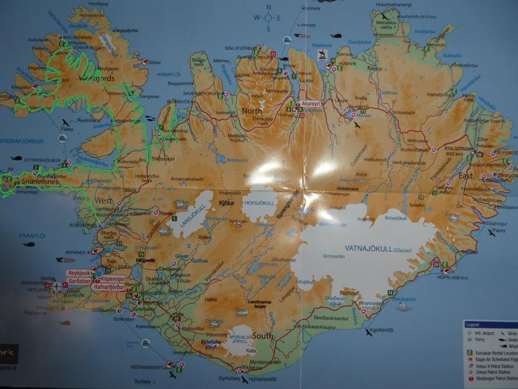 3e partie fjords nord ouest