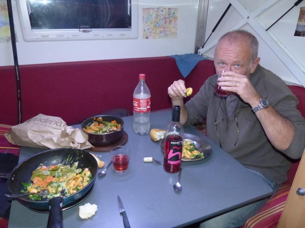 HUM, un bon petit repas.....