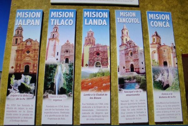 Mexique missions franciscaines